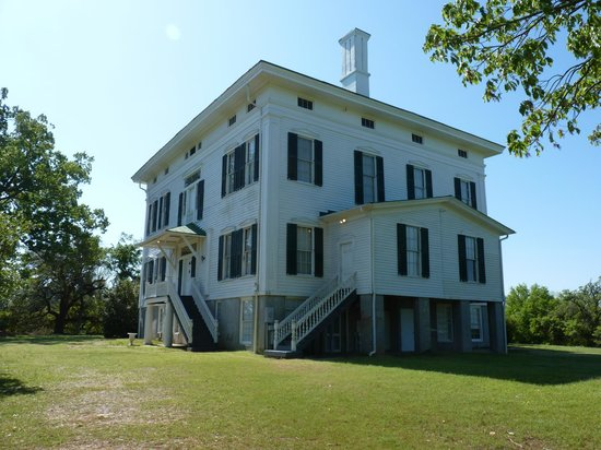 Redcliffe Plantation State: house