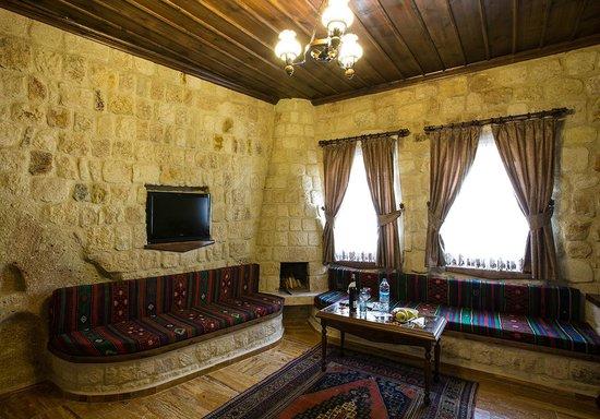 Kemerhan Cave Suites: Cosy Corner
