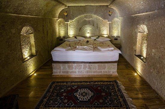 Kemerhan Cave Suites : a sound sleep