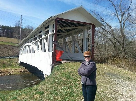 Covered Bridge loop: 2. Bowser's CB. Also NSFW.