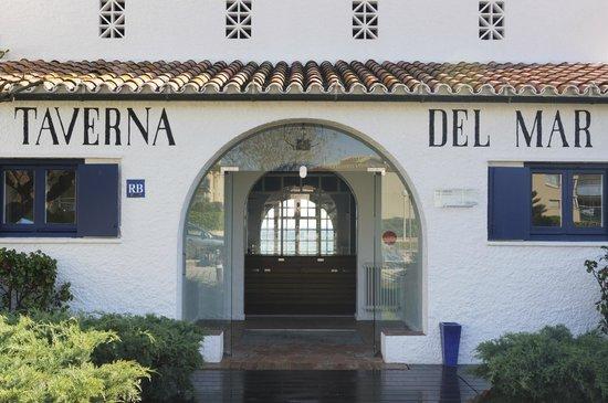 La Taverna del Mar: Entrada Principal