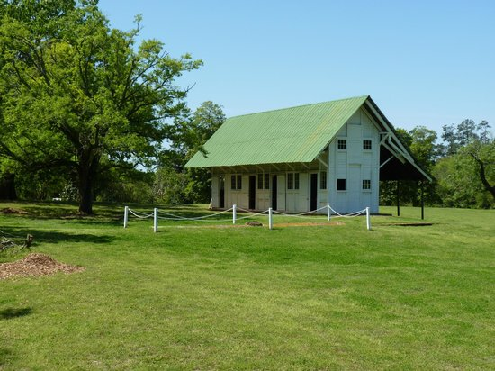 Redcliffe Plantation State : stable
