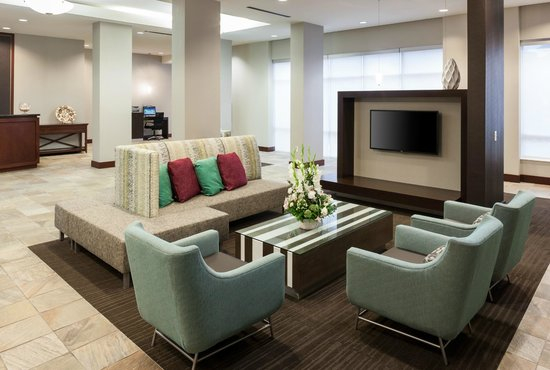 Residence Inn Houston West/Energy Corridor: Hotel Lobby