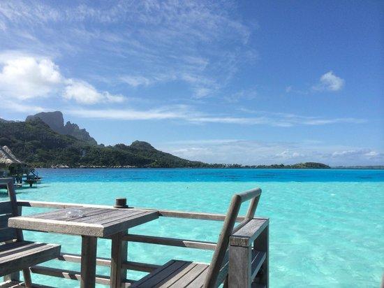 InterContinental Bora Bora Le Moana Resort: Nice