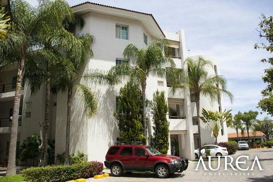 Aurea Hotel and Suites: Torre de habitaciones
