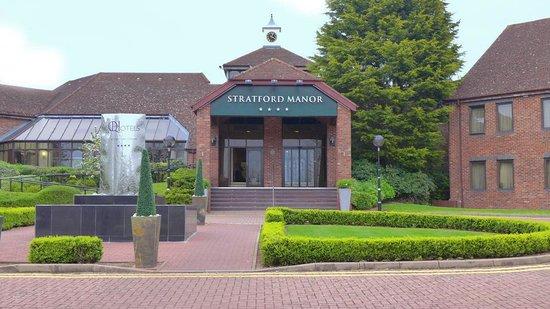 Stratford Manor Hotel: Hotel