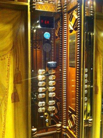 Belmond Copacabana Palace: Ascensor/Elevador/Elevator
