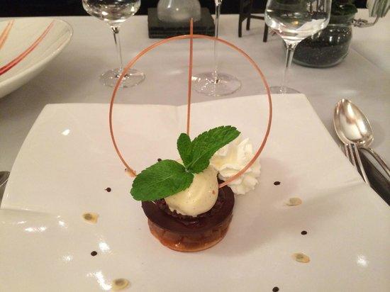 Clairefontaine - dessert