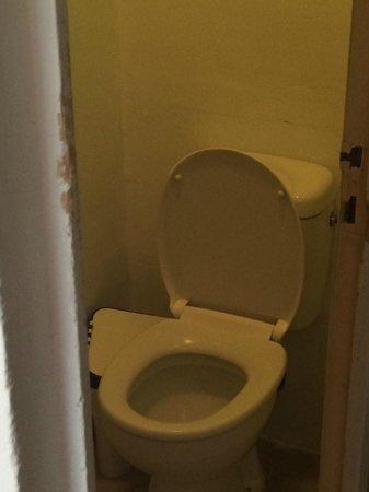 La Villa Saint Pierre: WC