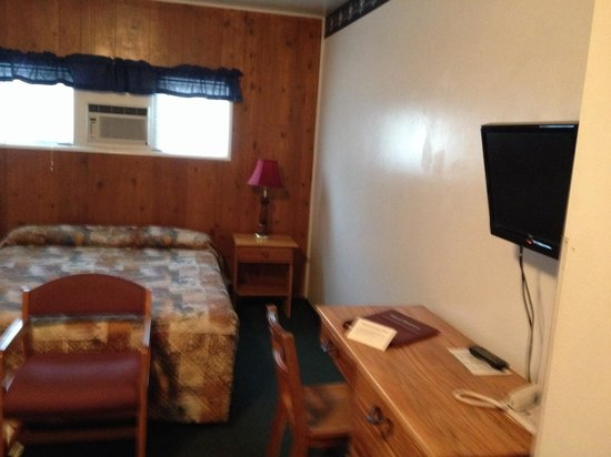 Silver Spur Motel: Clean and comfortable