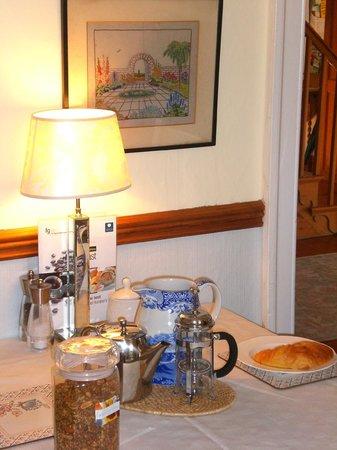 Mill Close Farm: Dining Room