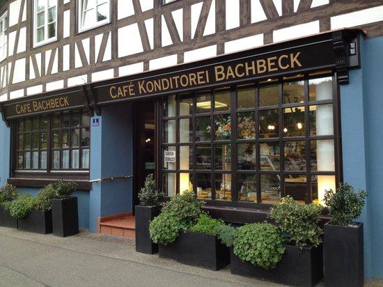 Cafe Konditorei Bachbeck: Cafe Bachbeck