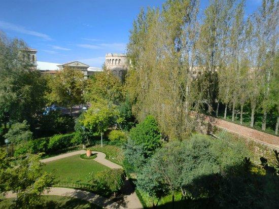 The Palazzo Montecasino: Gardens