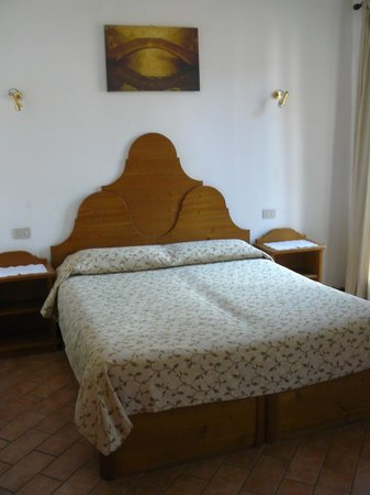 Locanda ai Bareteri: chambre 301, 3eme etage