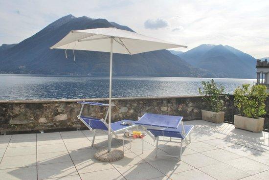 Villa Belvedere: Terrazza Junior suite Belvedere