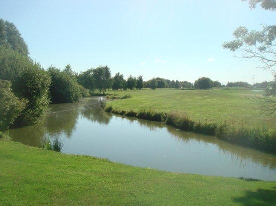 Best Western Golf & Hotel Du Gouverneur : bel établissement