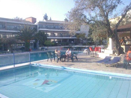 Telemachos Hotel: pool