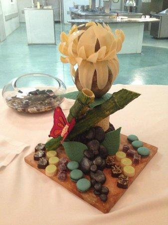 Royal Hideaway Playacar: All Chocolate !!