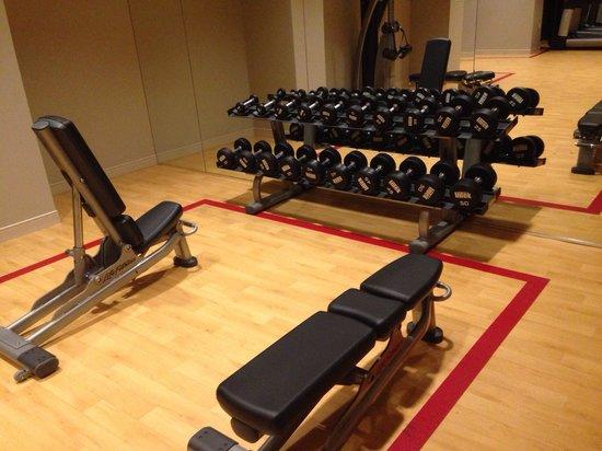 Sheraton Suites Cypress Creek Ft. Lauderdale: Fitness center