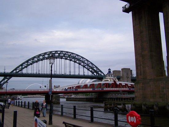 The Quayside : quayside