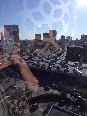 Hotel Derek Houston Galleria : View from elevator lobby on 12th floor
