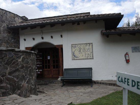 Luna Runtun, Adventure SPA: Cafe Del Cielo included in spa package