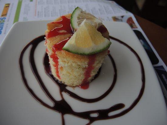 Luna Runtun, Adventure SPA: dessert!