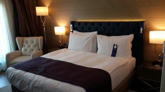 Radisson Blu Hotel, Istanbul Sisli : Bedroom
