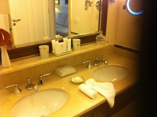 Belmond Copacabana Palace: Pileta doble/Double sink