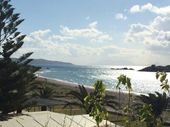 Sacallis Inn Beach Hotel: Room with a view