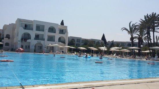 El Mouradi Club Kantaoui : piscine