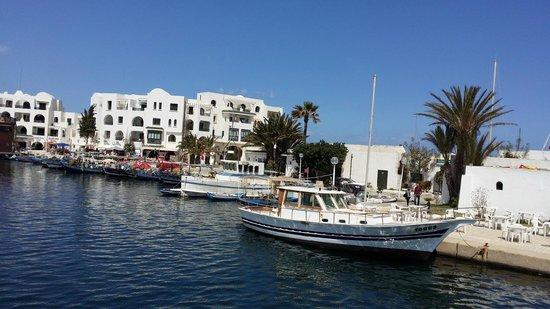 El Mouradi Club Kantaoui : port de sousse