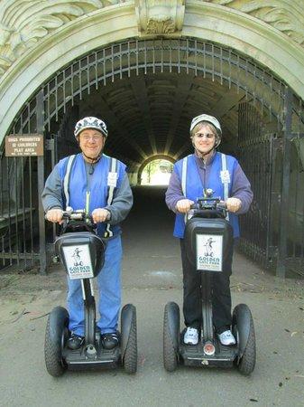 Electric Tour Company Segway Tours : Golden Gate Park