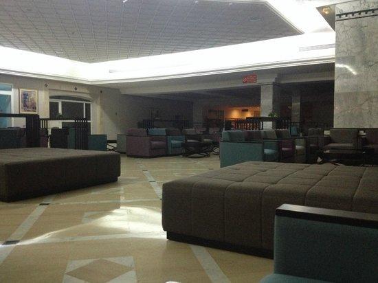 El Mouradi Club Kantaoui : hall de l'hotel