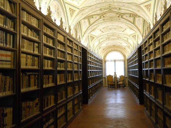 Biblioteca Comunale Mozzi-Borgetti