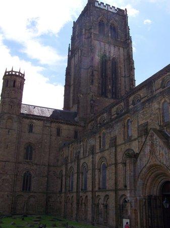 Durham Cathedral: cathédrale
