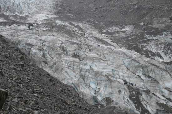 Fox Glacier Hiking Trails: Guided tour on Fox Glacier
