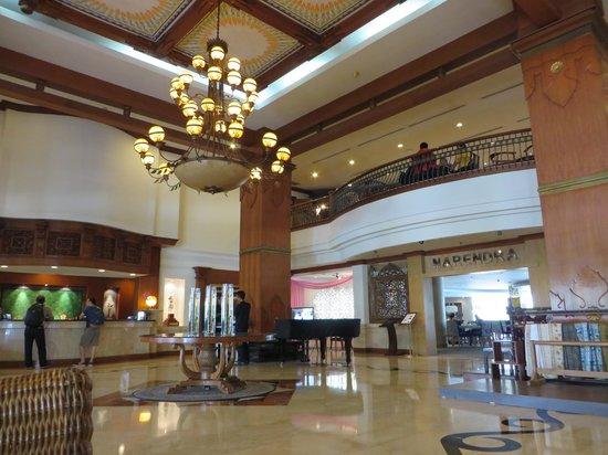 The Sunan Hotel Solo : Hotel Lobby