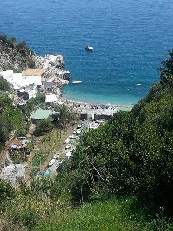 Villaggio Syrenuse: Terrazza panorama spiaggia