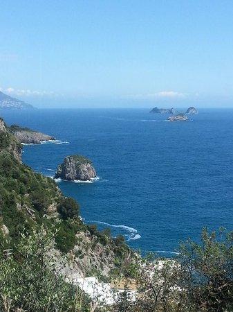 Villaggio Syrenuse: Terrazza panorama mare
