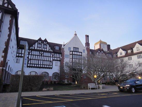 Montauk Manor: vue exterieur