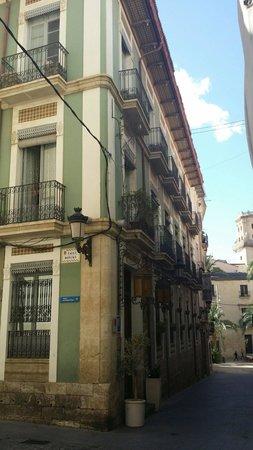 Hotel les Monges Palace Boutique: Buenas vistas...