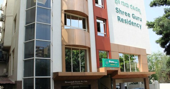 Shree Guru Residency: Hotel