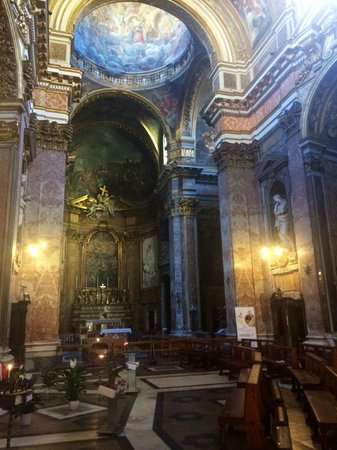 Driver Guide Service: Church of Santa Maria Maddalena