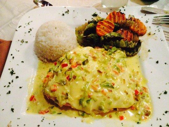 Linda Vista Hotel: Deliciosa cena!