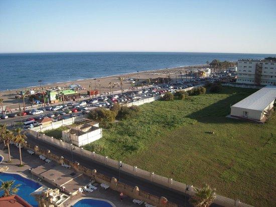 Marconfort Beach Club Hotel: Vista