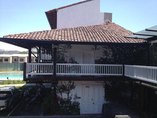 Hotel Luisiana: Nice decks