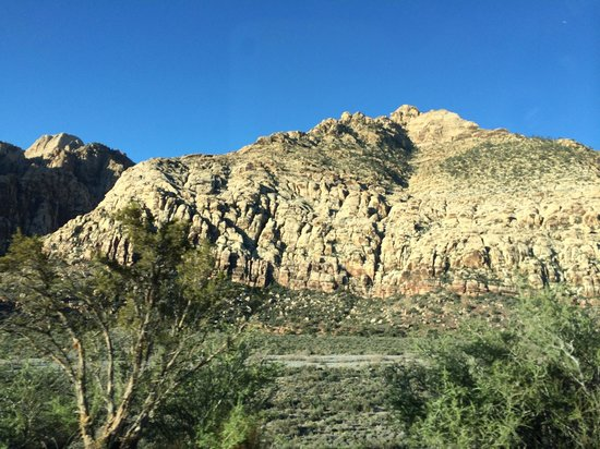 Red Rock Casino Resort & Spa: Red Rock Canyon (Near Casino)
