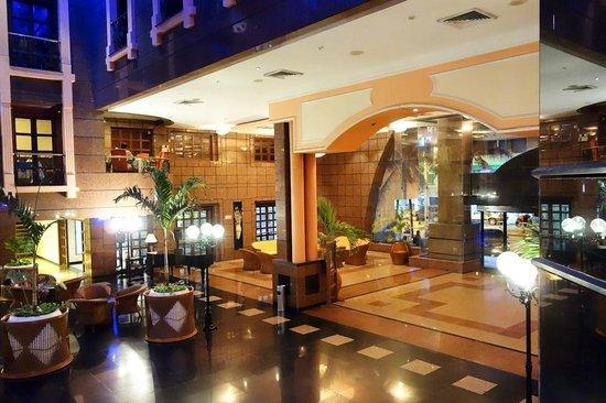 GHL Relax Hotel Sunrise : Recepção
