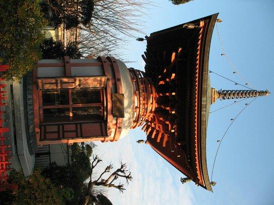 Jorenji Temple (Tokyo Daibutsu): ...